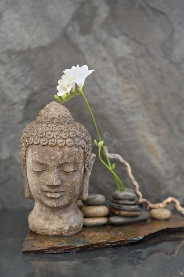 Station thermale de zen photos libres de droits
