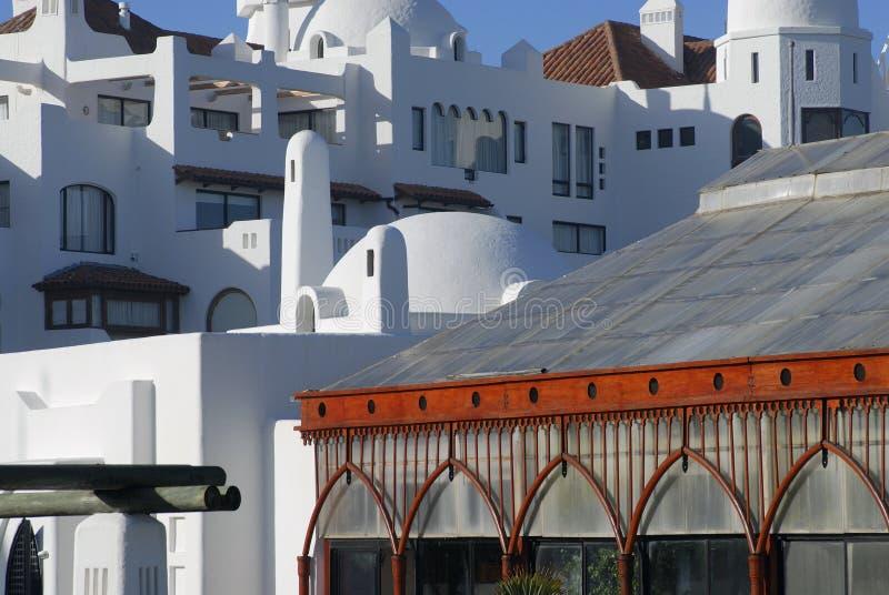 Station touristique photographie stock libre de droits