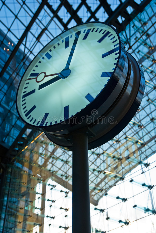 Download Station Watches Royalty Free Stock Images - Image: 7527519