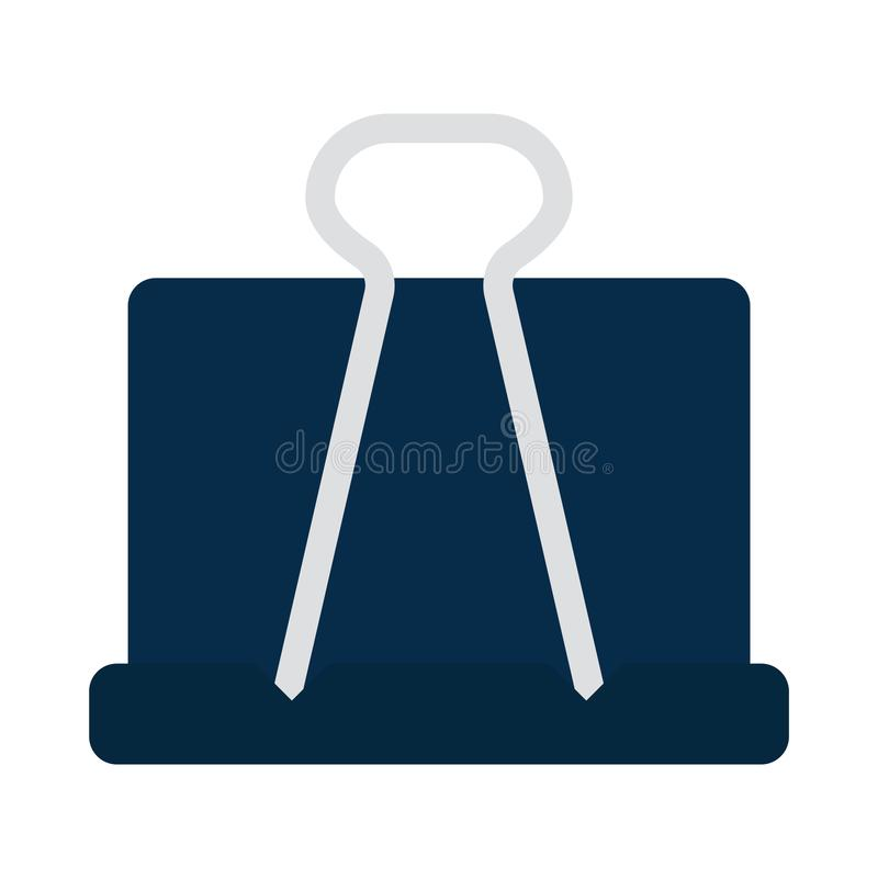 Stationary flat vector  icon. Stationary flat icon for website design and development, app development. Premium pack stock illustration