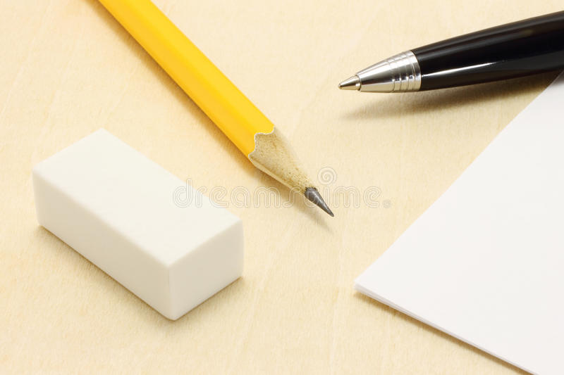 Stationary objects stock photography