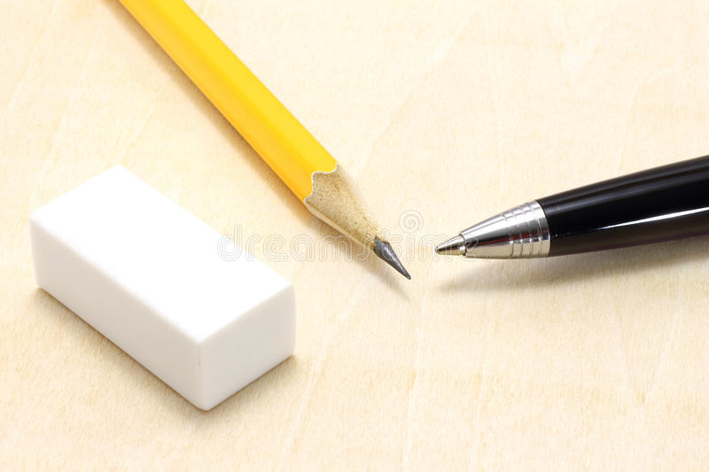 Stationary objects royalty free stock images