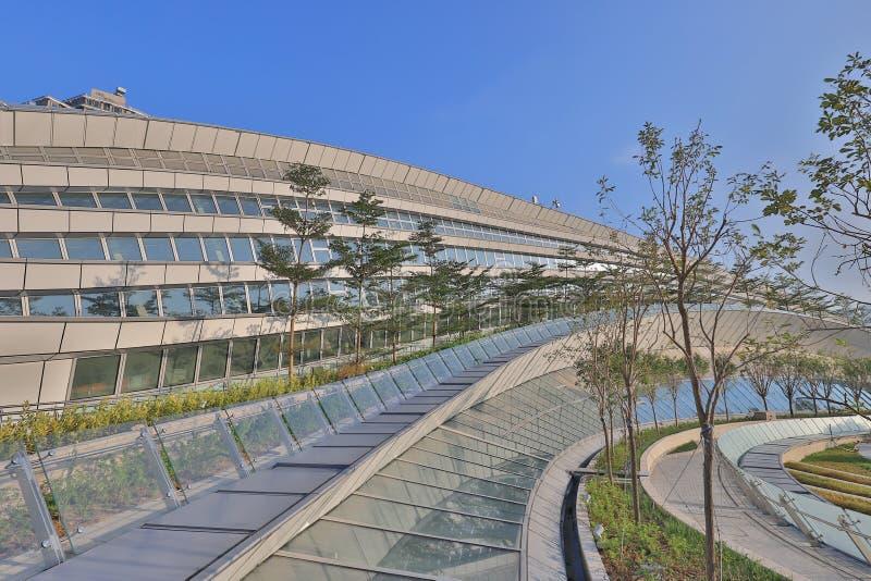 stationen för snabb stång på kowloon hk royaltyfri bild