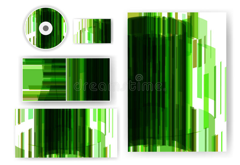 Download Stationery Set For Your Design Royalty Free Stock Photography - Image: 38570207