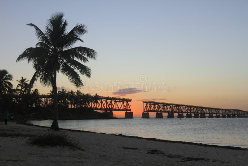 Stationnement d'état du Bahia Honda images stock