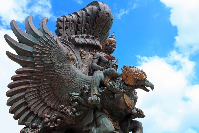 Stationnement d'histoire de Bali photos libres de droits