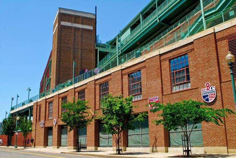 Stationnement de Fenway, Boston, mA photo libre de droits