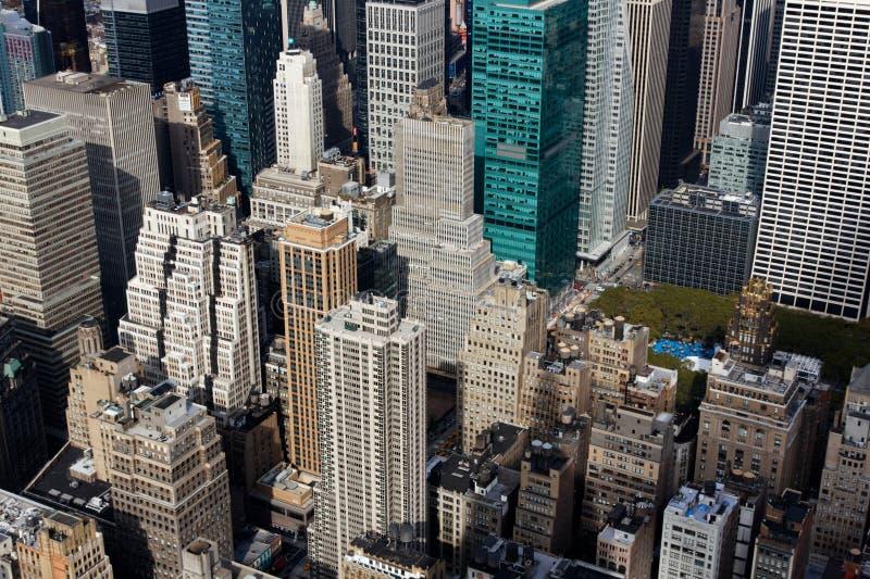 Stationnement de Manhattan Bryant images libres de droits