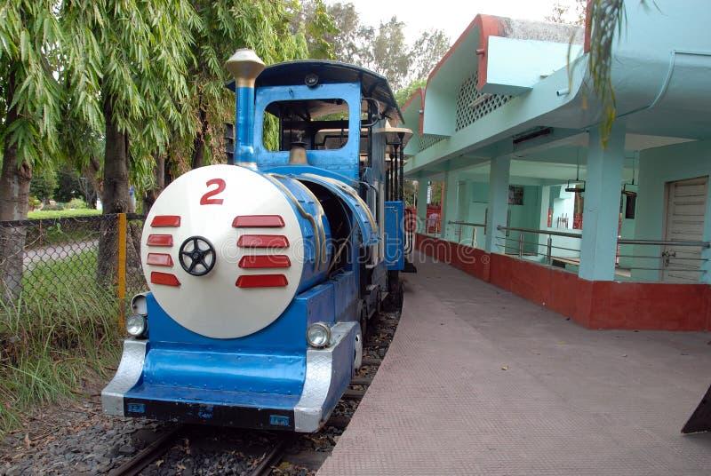 Stationnement de Nicco en Kolkata-Inde images libres de droits