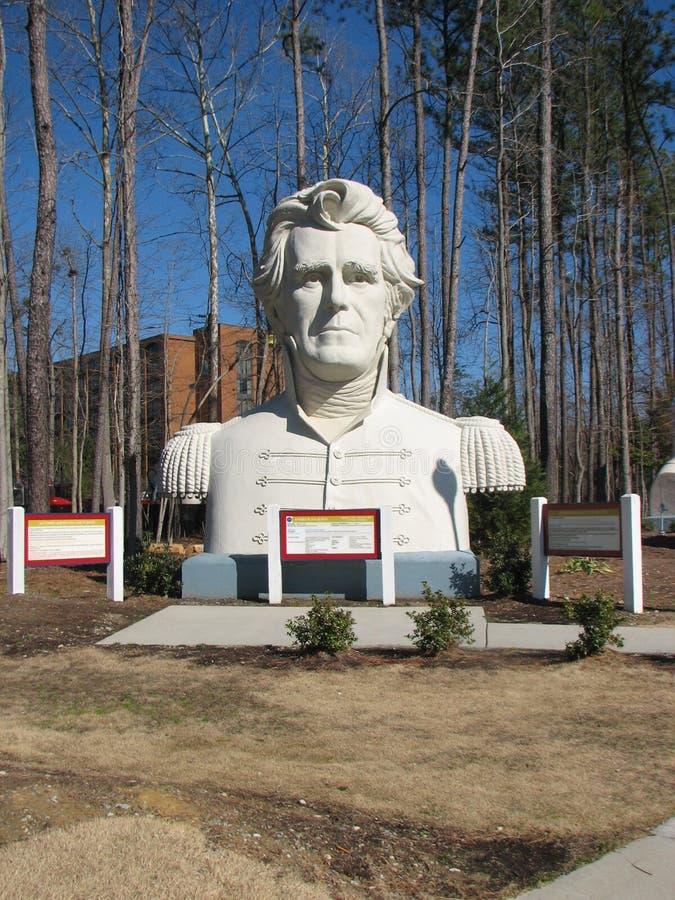 Stationnement-Jackson du Président image stock