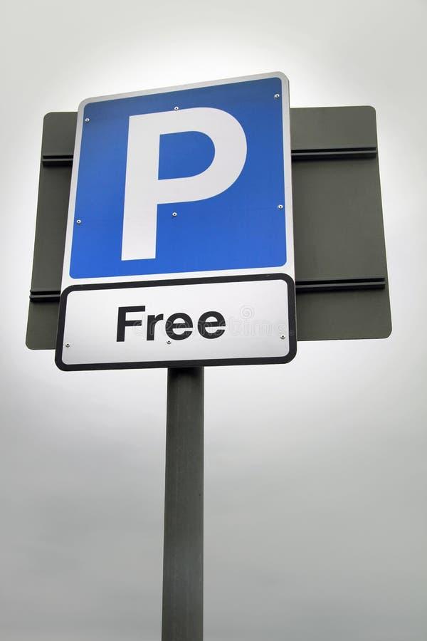 Stationnement libre photos libres de droits