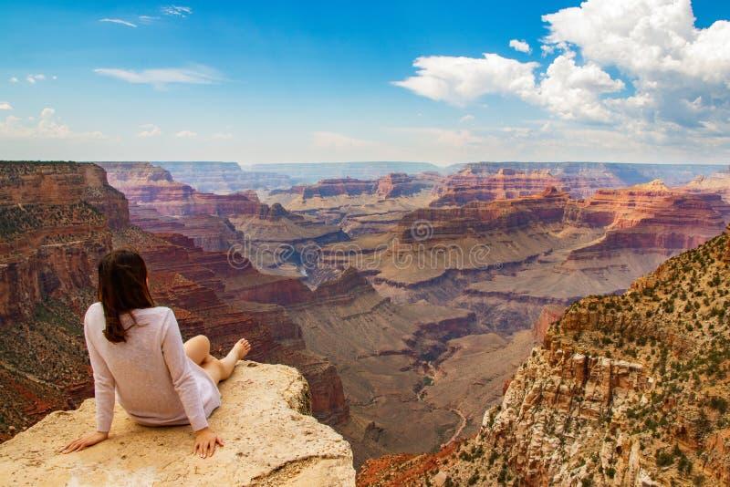 Stationnement national Arizona de gorge grande images stock