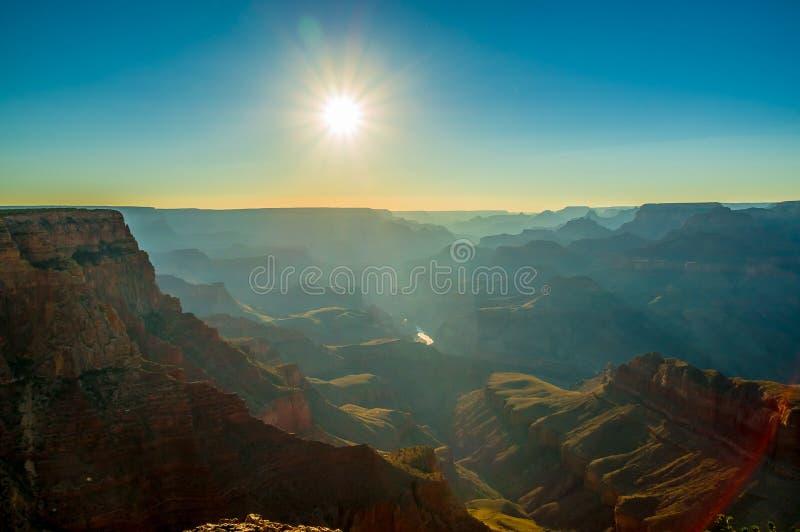 Download Stationnement National Arizona De Gorge Grande Photo stock - Image du ciel, récréation: 45360364