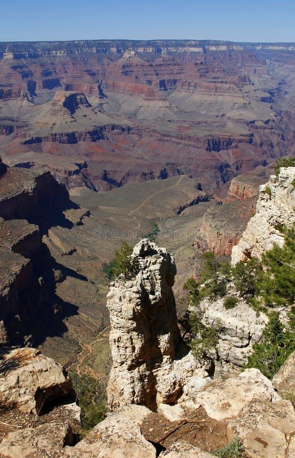 Stationnement national de canyon grand, Etats-Unis