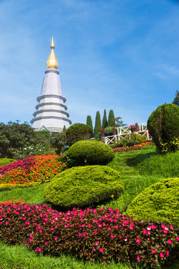 Stationnement national de Doi Inthanon image stock