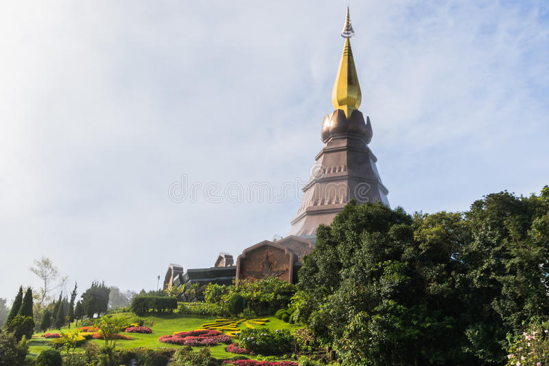 Stationnement national de Doi Inthanon photo stock