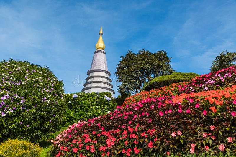Stationnement national de Doi Inthanon photographie stock libre de droits
