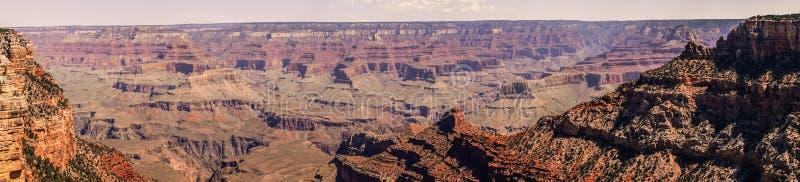 Stationnement national de gorge grande, Arizona, Etats-Unis Gorge pittoresque profonde photo libre de droits