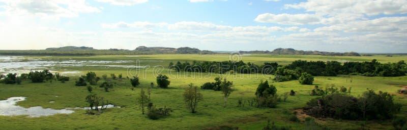 Stationnement national de Kakadu, Australie image stock