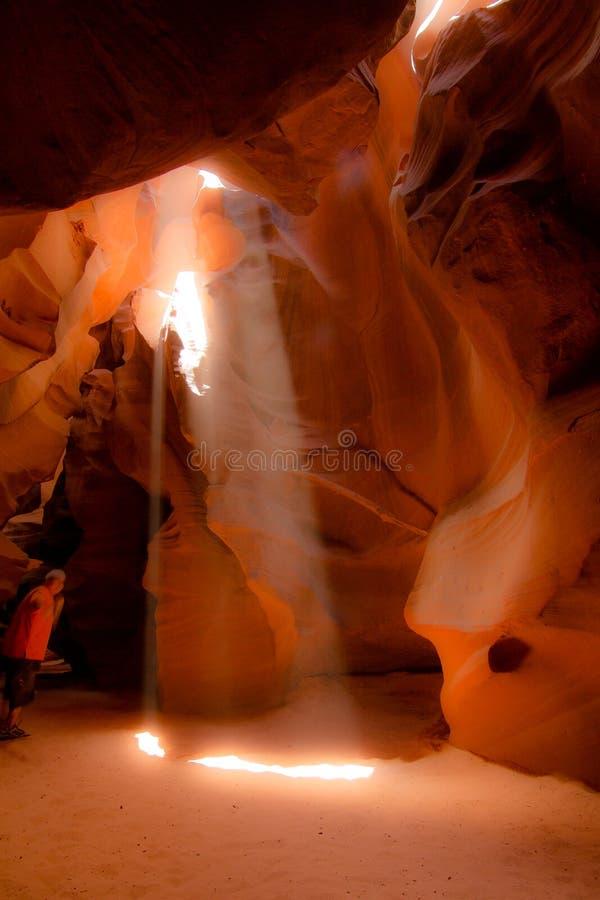 Stationnement national de l'Utah images libres de droits