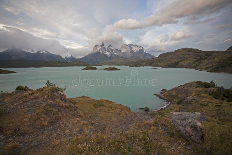 Stationnement national de Torres del Paine, Patagonia, Chili photographie stock