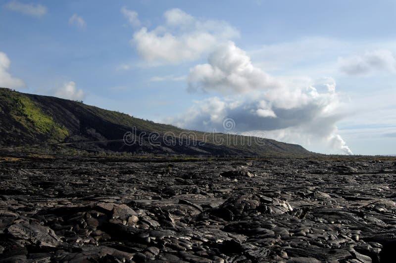 Stationnement national de volcans croissants photographie stock libre de droits