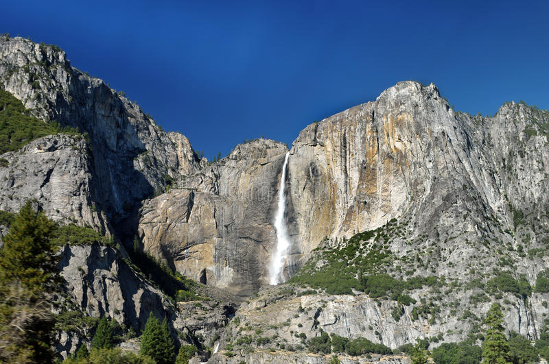 Stationnement national de Yosemite photos stock