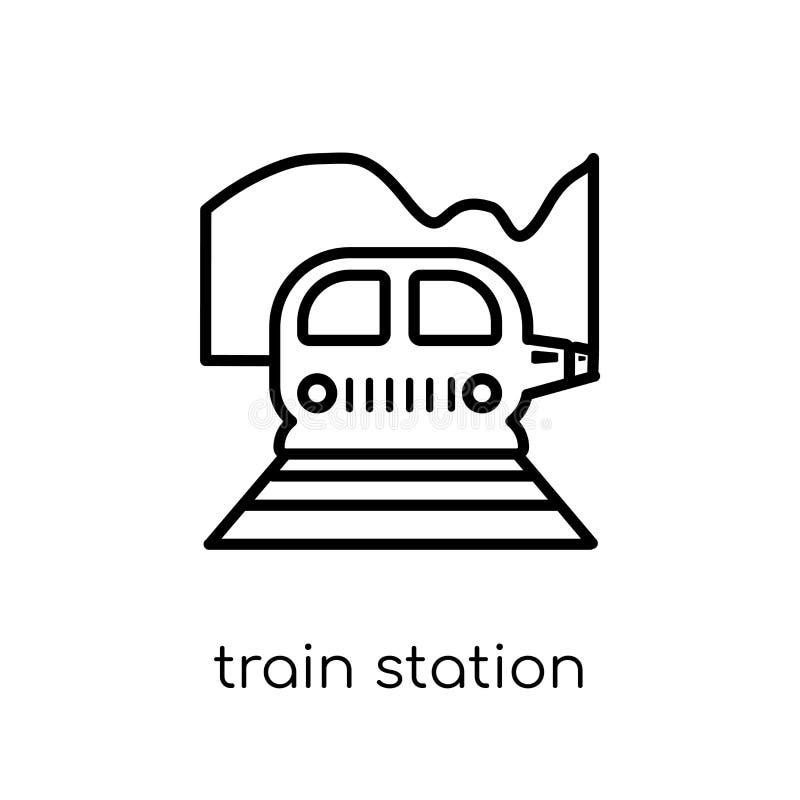 Stationpictogram  vector illustratie