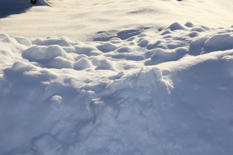 Stations de sports d'hiver de montagne de l'Antarctique ou de l'Alaska photo libre de droits