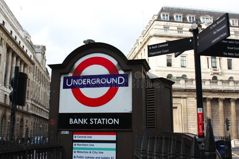 stationstunnelbana royaltyfri fotografi
