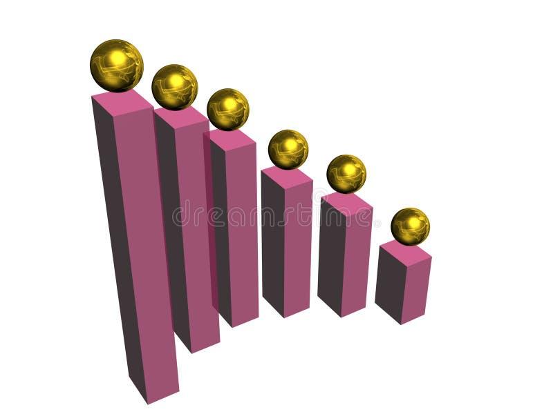 Statistics Royalty Free Stock Photography