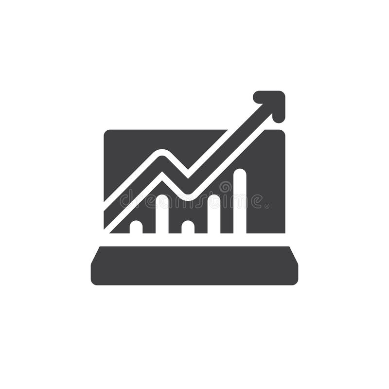 Statistics charts icon vector filled flat sign solid pictogram statistics charts icon vector filled flat sign solid pictogram isolated on white symbol logo illustration pixel perfect ccuart Image collections