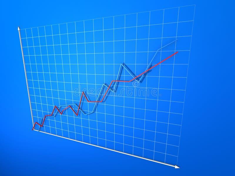 Statistiek Royalty-vrije Stock Afbeelding
