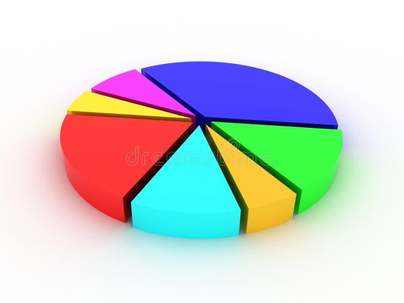 Statistiken vektor abbildung