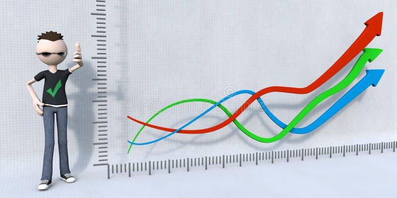 Statistiken sind Super vektor abbildung