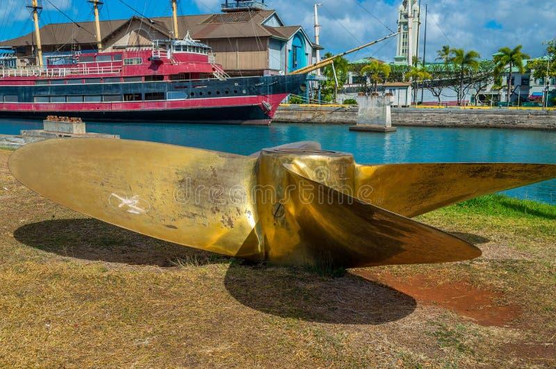 Statki Śmigłowi zdjęcie stock