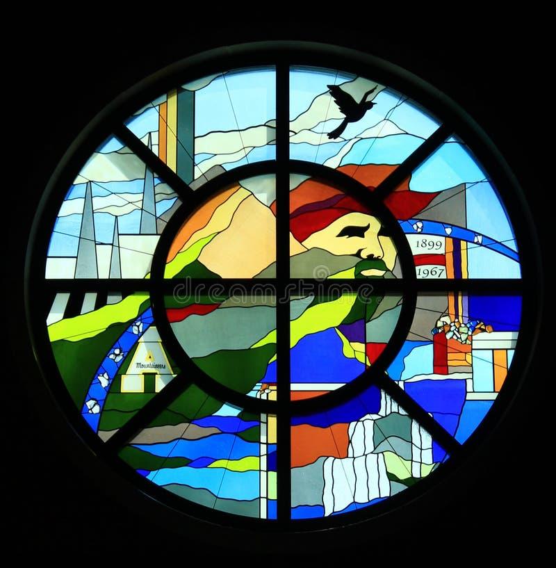 Stato appalachiano Univ Cattedrale di StVitus fotografie stock libere da diritti