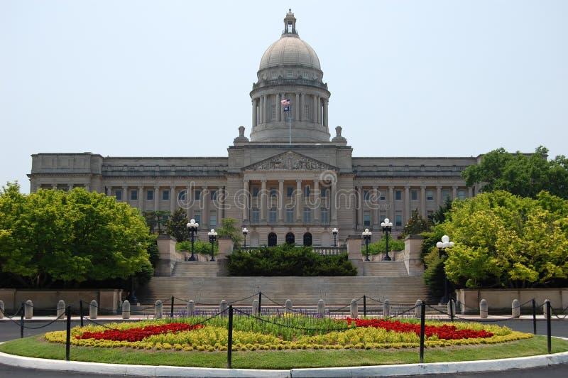Stato del Kentucky capitale immagine stock libera da diritti