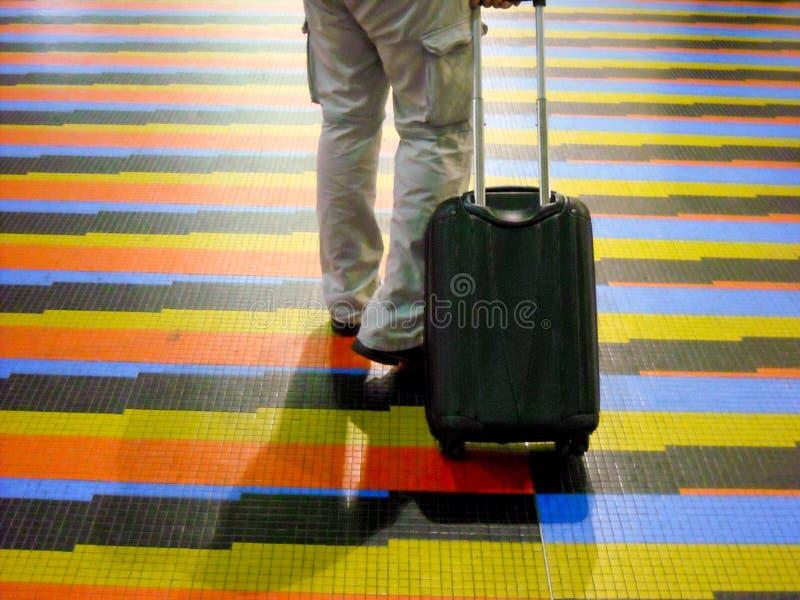 Stato/Venezuela del Vargas di Guaira della La 08/11/2018 di aeroporto internazionale Simon Bolivar Maiquetia Editorial immagine stock libera da diritti