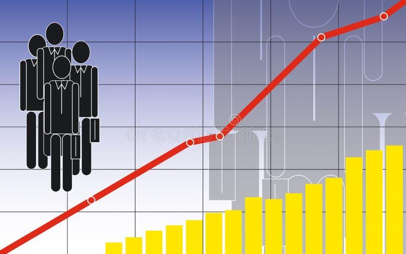 Stats vector illustration