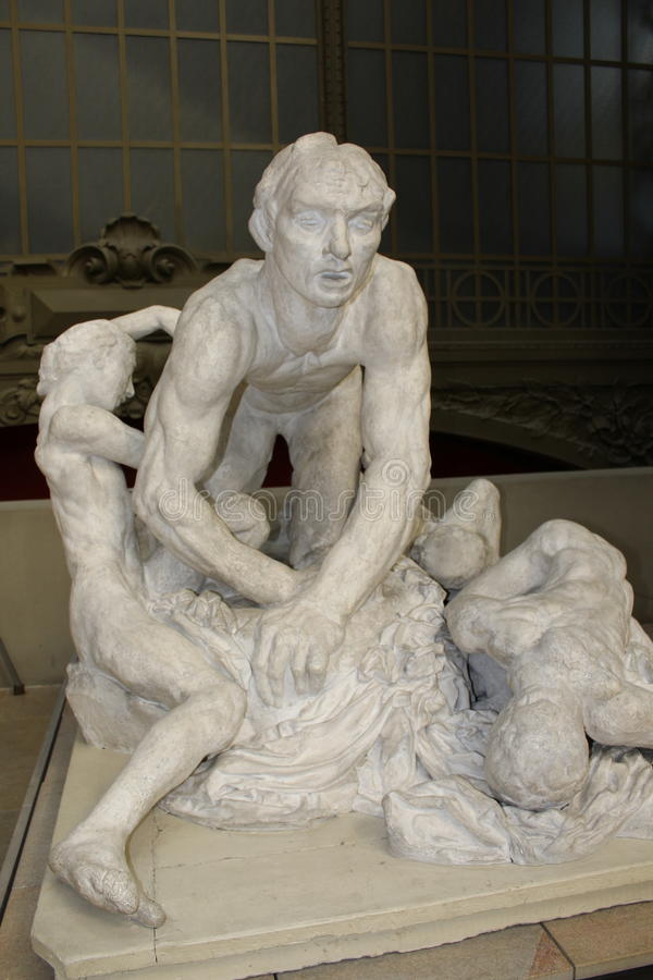Statua στοκ εικόνα με δικαίωμα ελεύθερης χρήσης