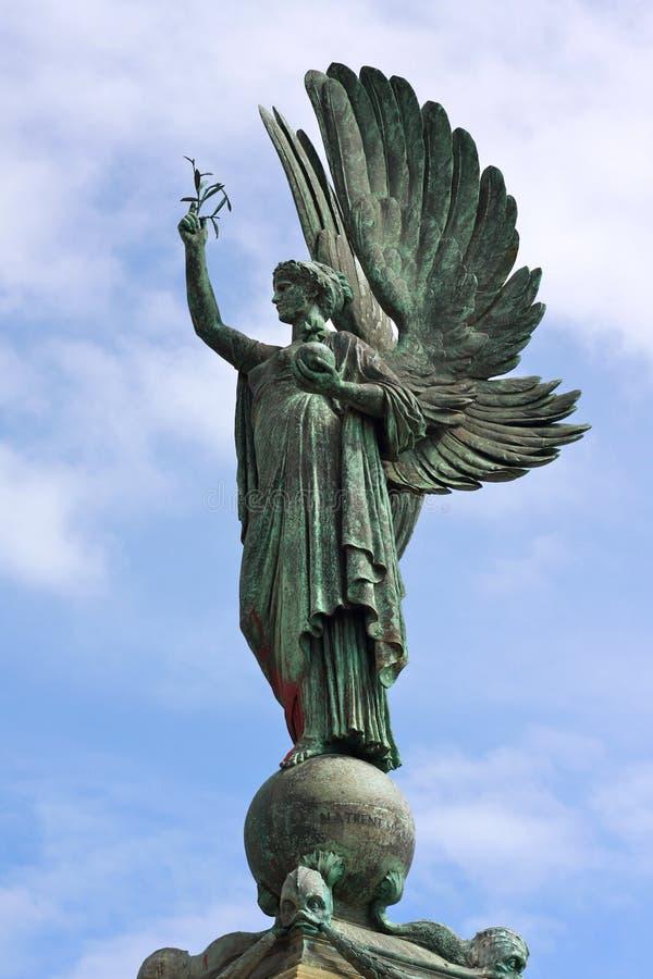 Statua Brighton di pace fotografie stock