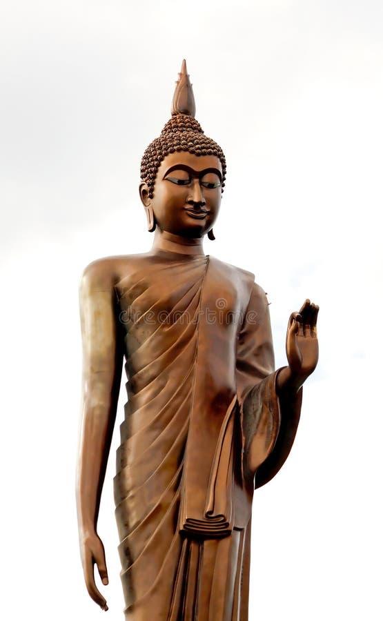 Statua Buddha zdjęcie stock