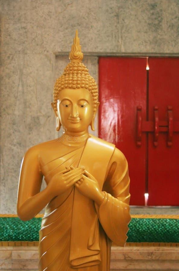 Statua buddista immagini stock