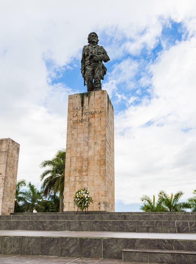 Statua Che Guevara w Santa Clara obrazy stock