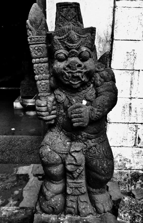 Statua chimera przy Thane zdjęcia stock