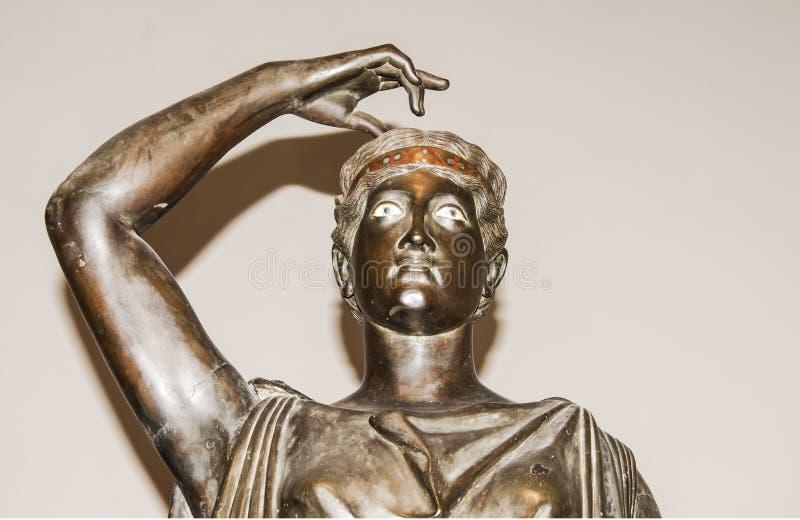 Statua classica immagini stock