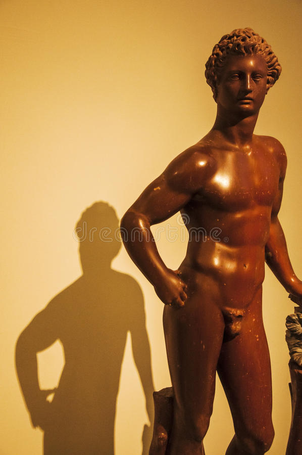 Statua classica fotografia stock libera da diritti
