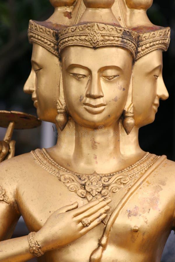 Statua del Buddha, Tailandia. immagini stock libere da diritti