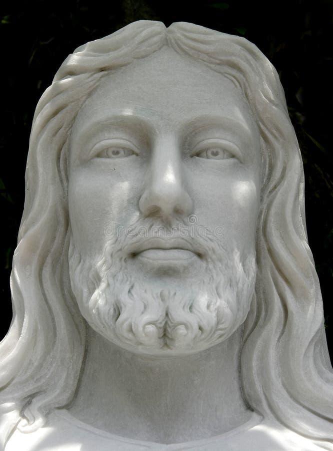 Statua del Jesus fotografia stock libera da diritti